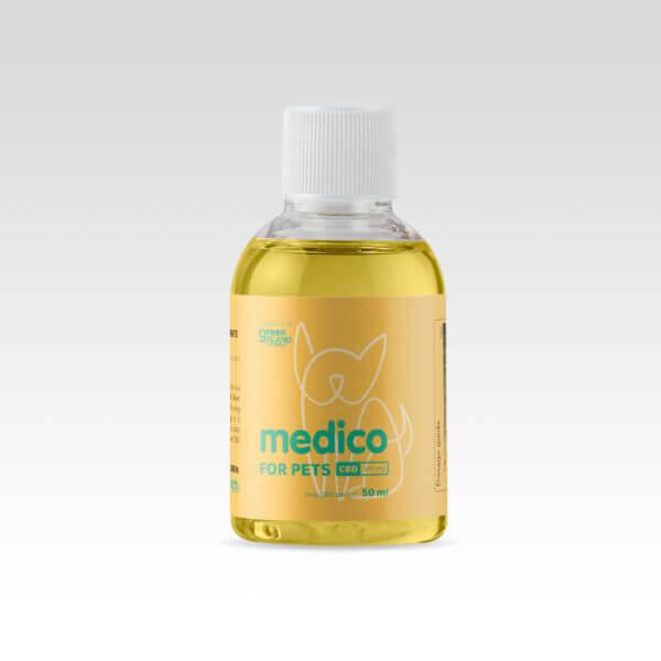 Medico CBD pet tincture