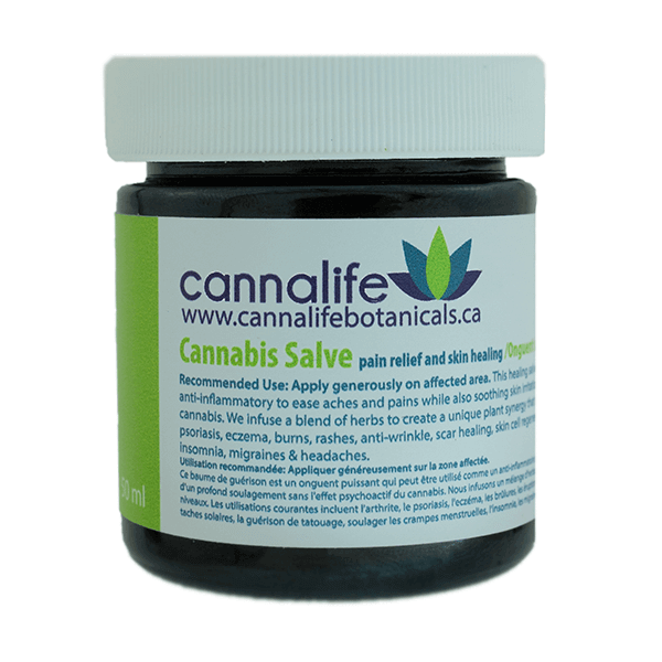 Cannabis Salve - 50ml - 75mg THC