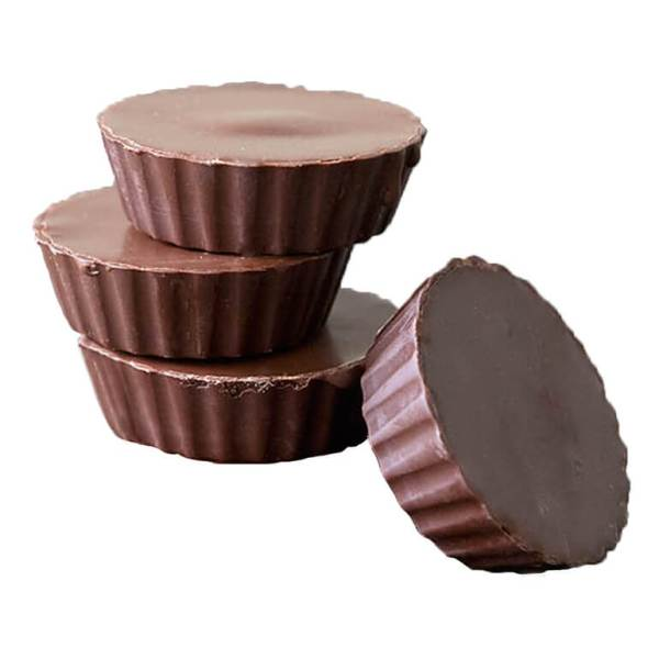 Peanut butter cups - Baked edibles