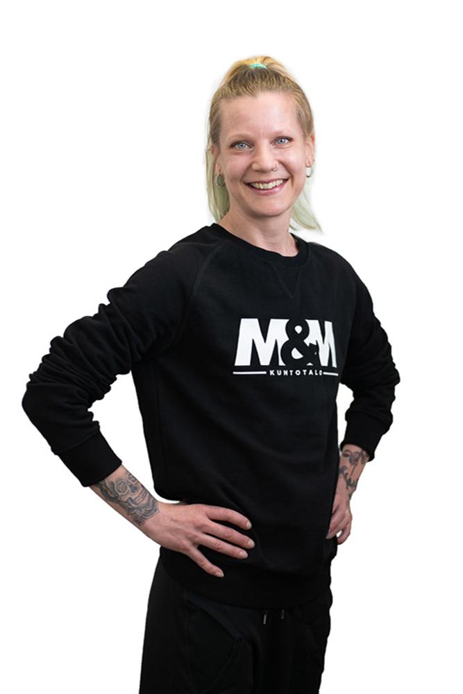 Heli Kurttila - Personal Trainer, ryhmäliikuntaohjaaja