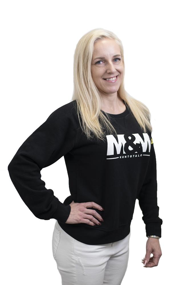 Katarina Hemling - Club-johtaja, Personal Trainer, Ryhmäliikuntaohjaaja