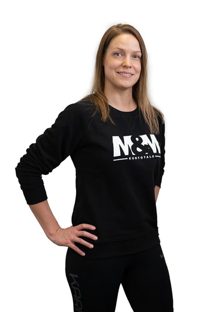 Mia Uutinen - Personal trainer, ryhmäliikuntaohjaaja