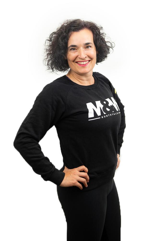 Teresa Zapater - Ryhmäliikuntaohjaaja, Personal trainer, asiakaspalvelu
