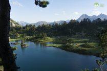 Bivouac et baignade au Lac du Millieu TOP !!