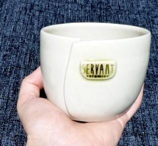 Servant Ceramics Commemorative Beaker_b