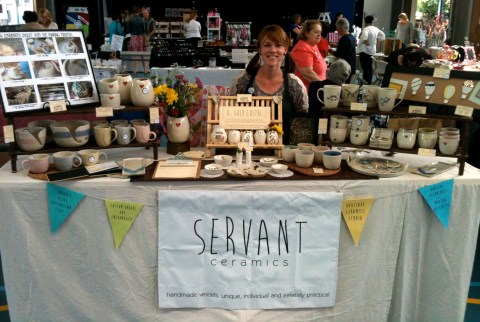 Handmade Redcliffe May Stall