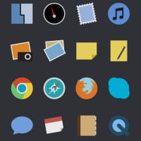 Appicns ~ A Beautiful Set of Minimal Mac App Icons