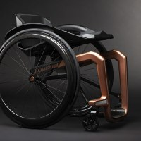 The Lightest Wheelchair