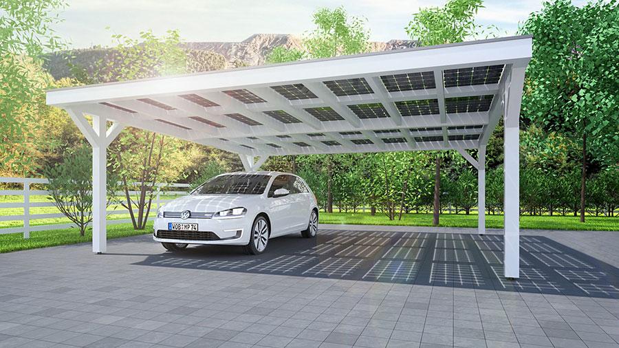 solar carports pergolas