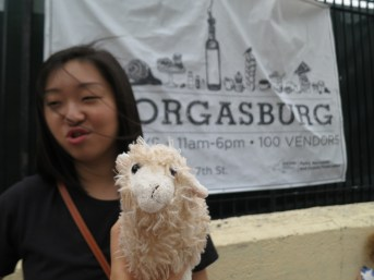@ Smorgasburg! Williamsburg, yawl. the hippest food pop-up that you ever did see.