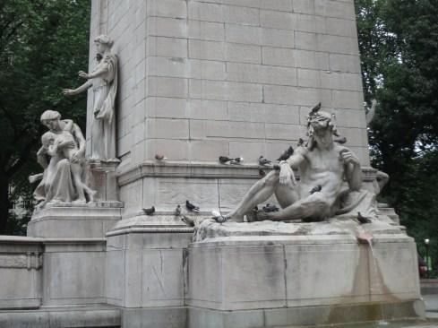 Central Park with Priscilla