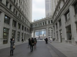 @ (the Honorary?) Magnificent Mile