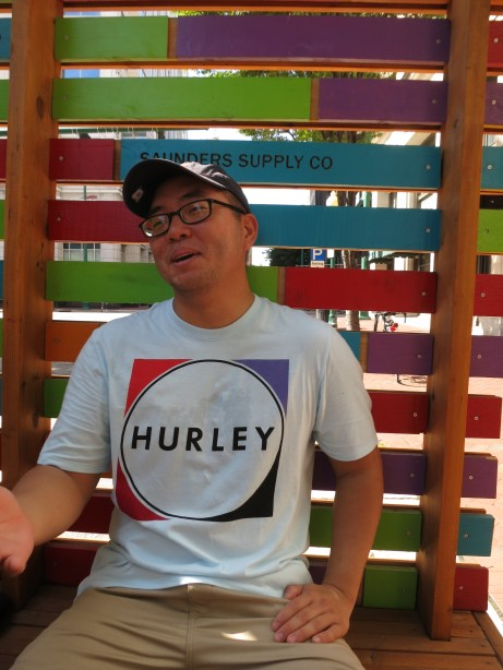 I lit-rully just realized that your tshirt says HURLEY, not TURKEY.
