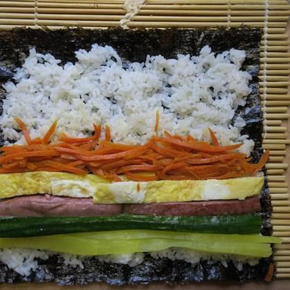 the kimbap diaries by mama Lee