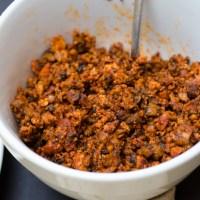 Chorizo Mexicano Vegano