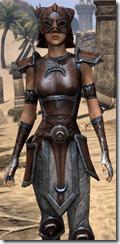Khajiit Leather - Female Front Close 30