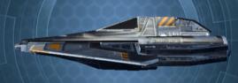 Corellian Stardrive Stealth - Right
