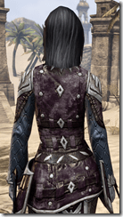 Altmer Kresh - Female VR1 Normal Shirt Back