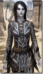 Daedric Kresh - Female VR1 Normal Shirt Front