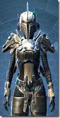Mandalorian Clansman - Female Close