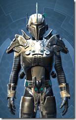 Mandalorian Clansman - Male Close