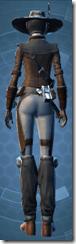 Shrewd Rascal - Female Back