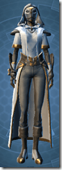 Temple Guardian - Female Front