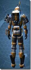 Unbreakable Veteran - Male Back