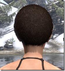 Tight-Curled Hair Helmet 3
