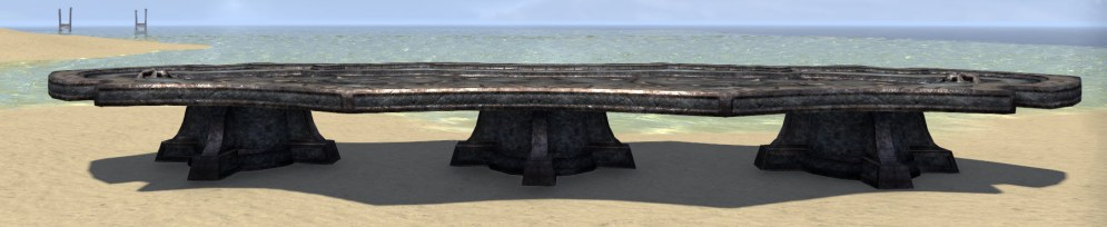 Daedric Table, Grand Necropolis