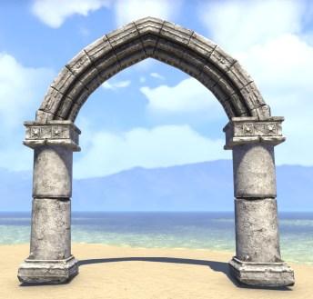High Elf Archway, Timeworn