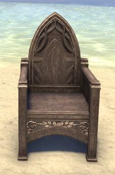 High Elf Armchair, Polished