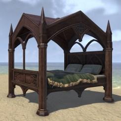 High Elf Bed, Canopy Full