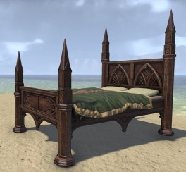 High Elf Bed, Noble Full