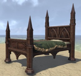 High Elf Bed, Noble Single