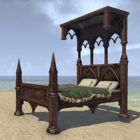 High Elf Bed, Overhang Full