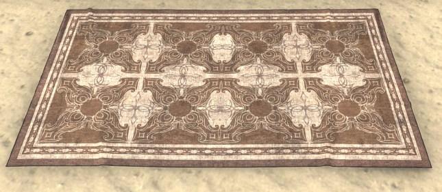 High Elf Carpet, Intricate