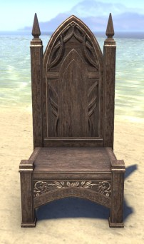 High Elf Chair, Polished