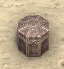 High Elf Jewelry Box, Octagonal
