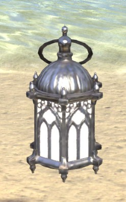 High Elf Lantern, Stationary