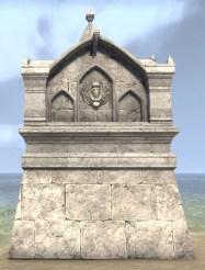 High Elf Monument, Marble