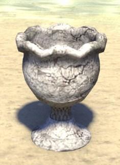High Elf Pot, Limestone