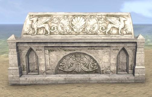 High Elf Sarcophagus, Peaked