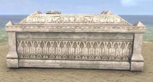 High Elf Sarcophagus, Wedge