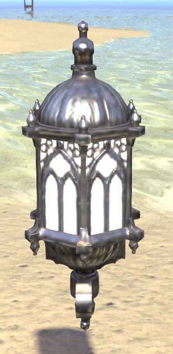 High Elf Sconce, Lantern