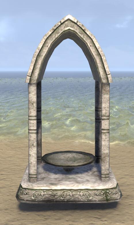 High Elf Shrine, Limestone Raised