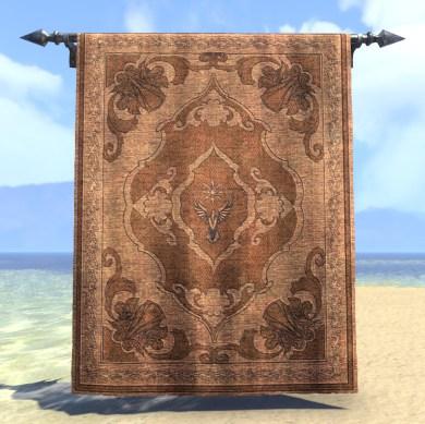 High Elf Tapestry, Alinor Dusk