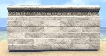 High Elf Wall, Stone Long