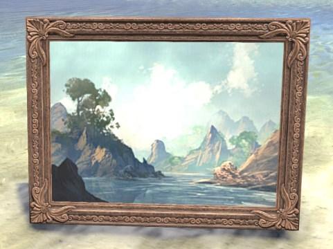 Painting of Summerset Coast, Refined