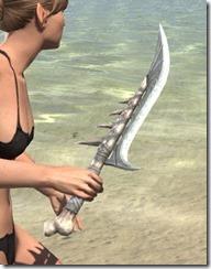 Dead-Water Iron Dagger 2